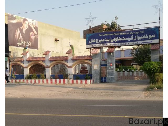 New Khanewal Guest House & Marriage Hall