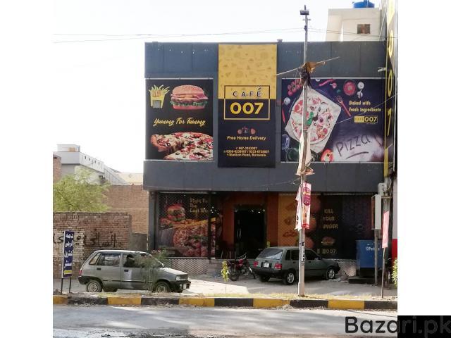 Cafe 007 - 1