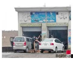 Masha Allah Service Station
