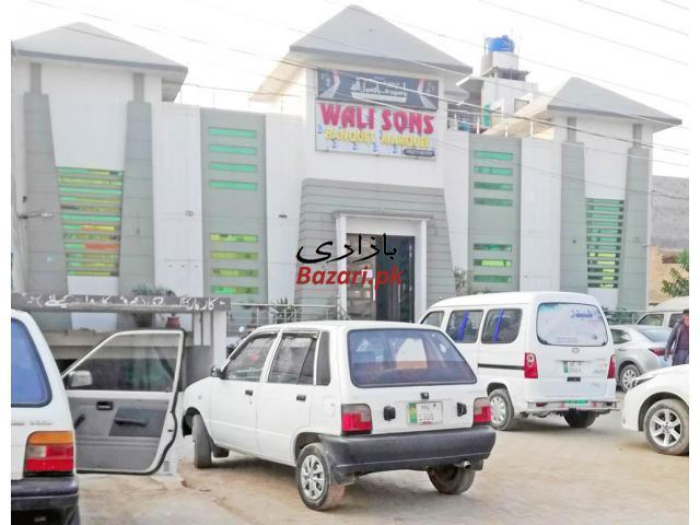 Wali Sons Marriage Hall in Burewala