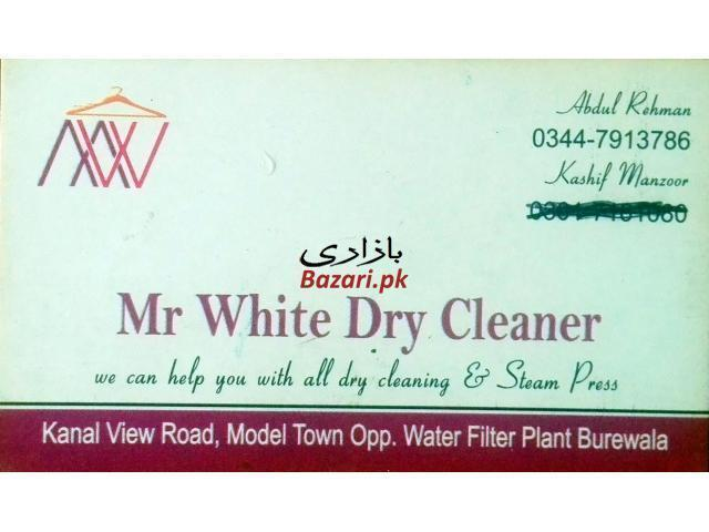 Mr. White Dry Cleaner
