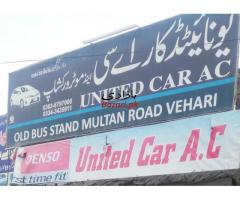 United Car AC and Motor Workshop