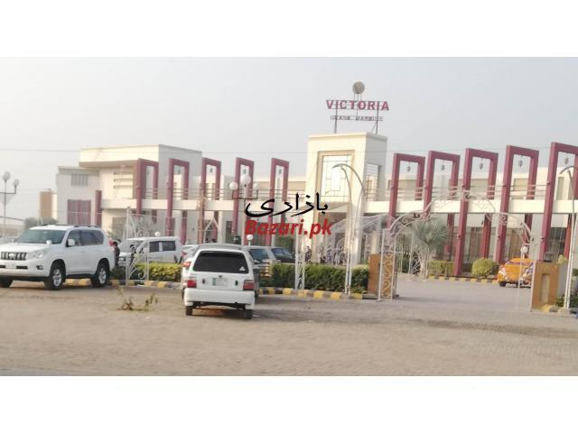 Victoria Grand Marquee Marriage Hall in Burewala