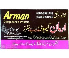 Arman Computers and printers