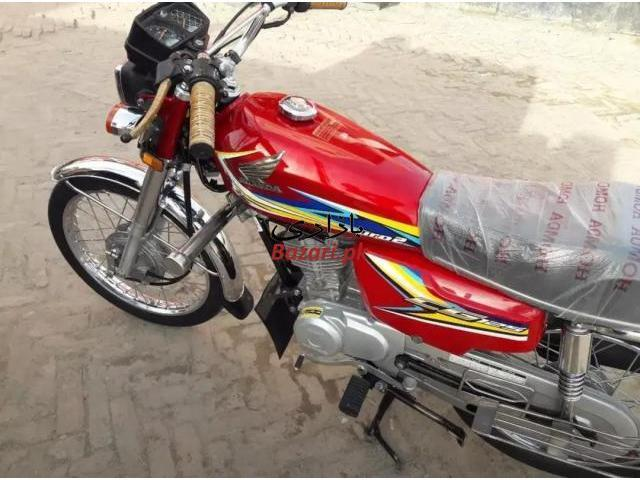 Honda 125 lush condition - 3