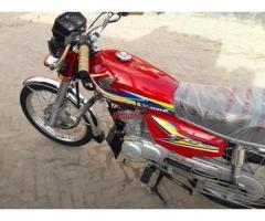 Honda 125 lush condition - Image 3