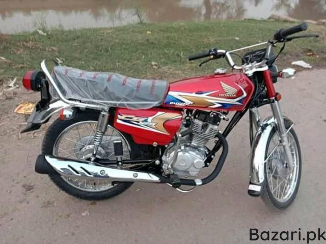 Honda 125 2020 model for sale