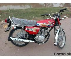 Honda 125 2020 model for sale