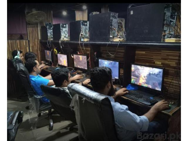 Galaxy Gaming Zone Lahore - 1