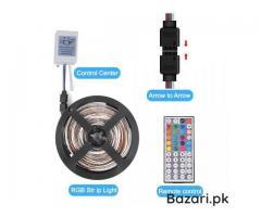 RGB LED Strip Light 3528  44 Key RGB Remote Controller Flexible LED Tape Neon Ribbon - Image 2