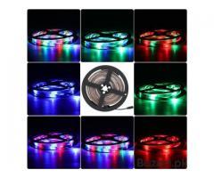 RGB LED Strip Light 3528  44 Key RGB Remote Controller Flexible LED Tape Neon Ribbon - Image 3