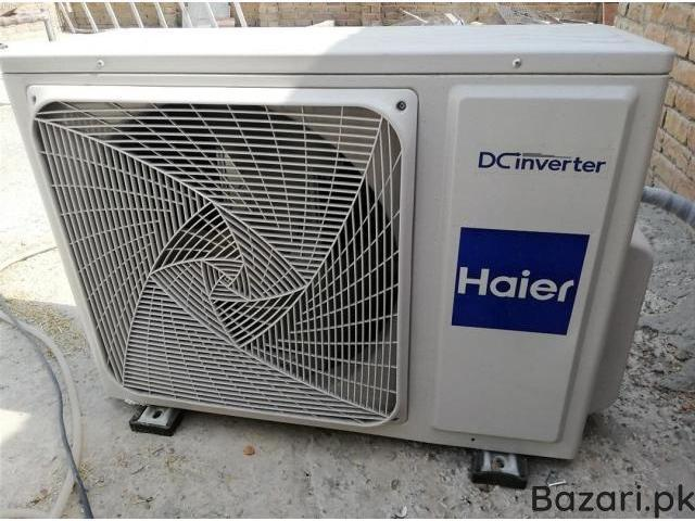 13 days used Haier 1.5 Ton Inverter Series AC (HSU18HNR) For sale - 1