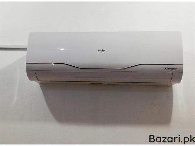 13 days used Haier 1.5 Ton Inverter Series AC (HSU18HNR) For sale - 3