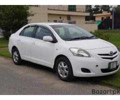 Belta 2012 model lush condition for sale
