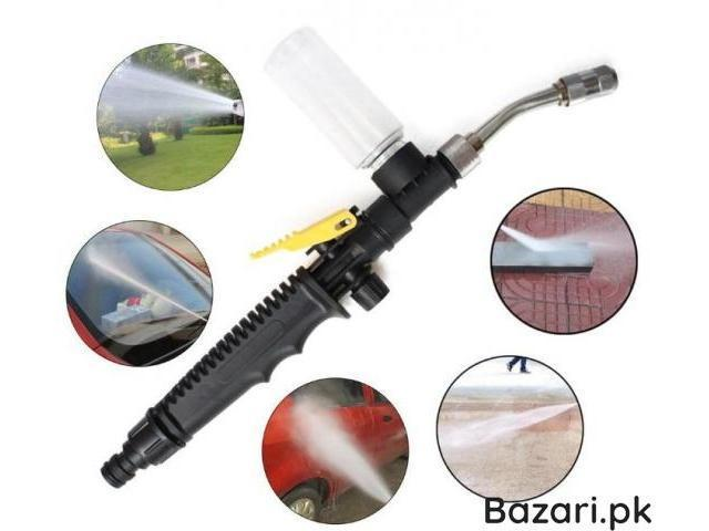 New Car Washing Foam Water Gun High Pressure Nozzle Spray For Cleaner Watering Lawn Garden