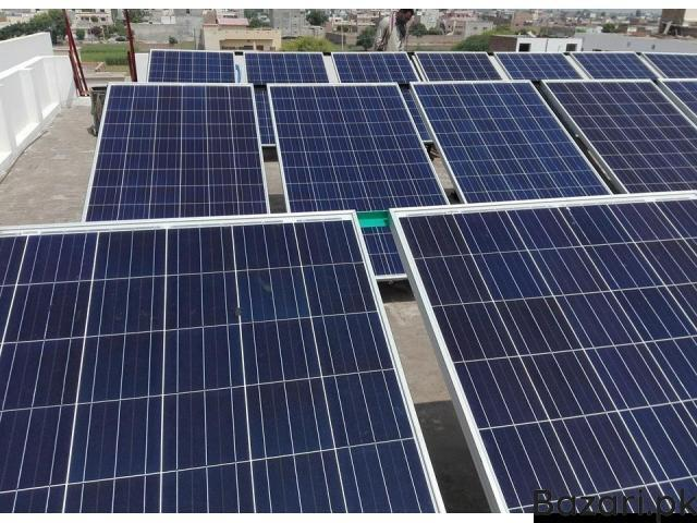 solar system for tubewell in punjab solar panels in pakistan - 2
