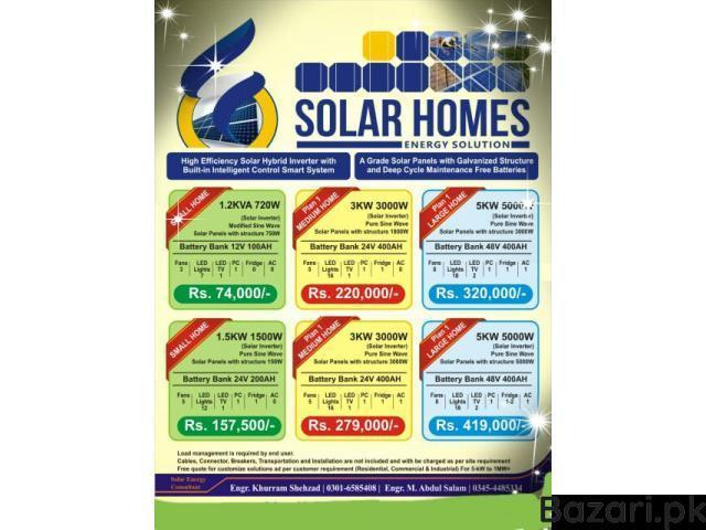 solar system for tubewell in punjab solar panels in pakistan - 3