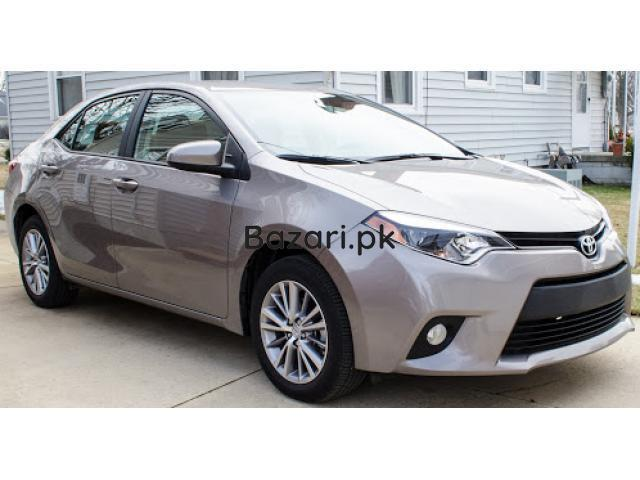 XLI 2021 Model Corolla Price and Review - 1