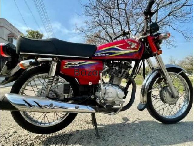 Honda 125 2017 Model lush condition for sale - 1