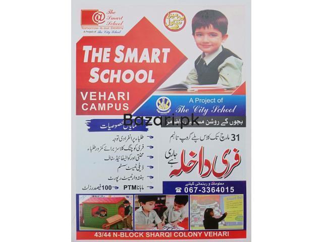 The Smart School Vehari campus - 1