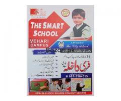 The Smart School Vehari campus