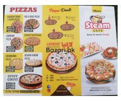 Steam Cafe Pizza Steaks Platter in Burewala - Image 2