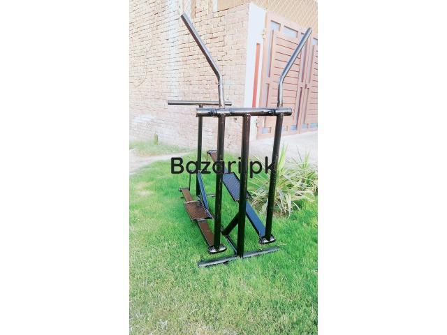 Elliptical Trainer Walk Machine for Home Jym Schools and parks - 3