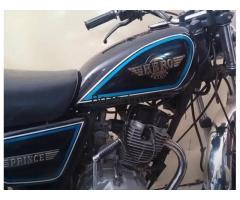 Chopper 125 Hero Prince Bike - Image 4