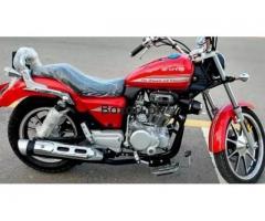 200 CC Copper bike Hi Speed