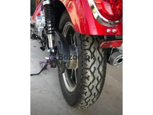 200 CC Copper bike Hi Speed - 3
