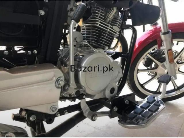 200 CC Copper bike Hi Speed - 4