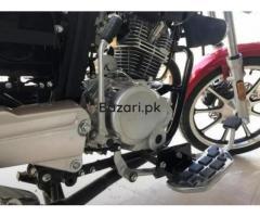 200 CC Copper bike Hi Speed - Image 4