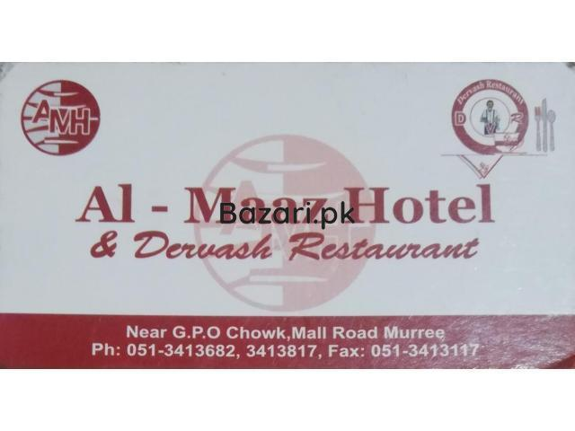 Al Maaz Hotel and Dewash Restaurant - 1