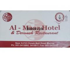 Al Maaz Hotel and Dewash Restaurant