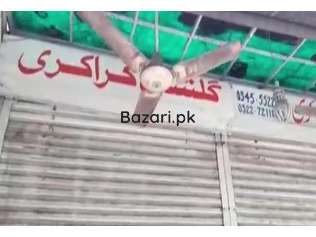 شیخوپور  10 فٹ کی دکان کاماہانہ کرایہ سوا ارب روپے - 1