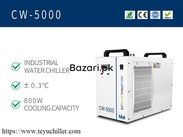 Small water chiller CW5000 for CO2 laser engraver cutter - 2