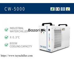 Small water chiller CW5000 for CO2 laser engraver cutter - Image 2