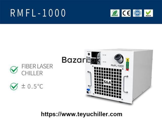 Air cooled rack mount chiller for handheld laser welding machine - 1