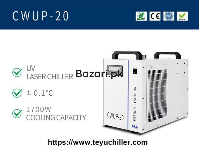 Portable water chiller CWUP-20 for ultrafast laser - 1