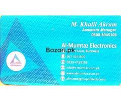 Al Mumtaz Electronics Burewala