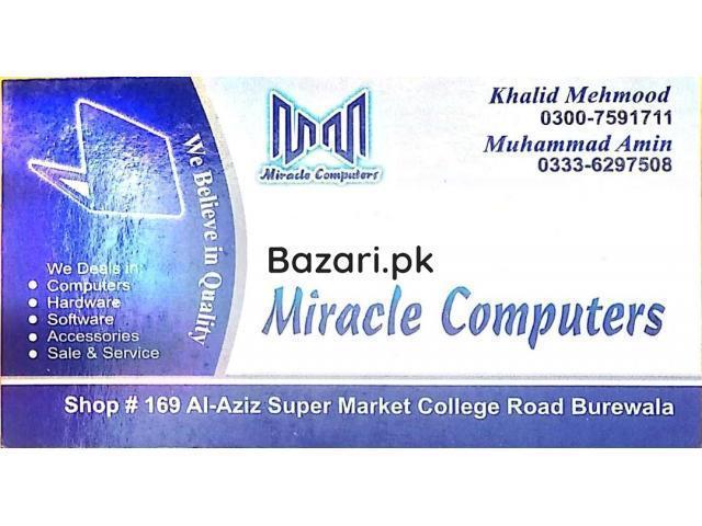 Miracle Computers Burewala - 1