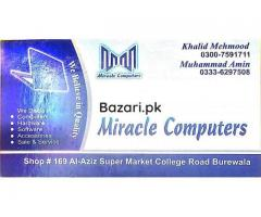 Miracle Computers Burewala