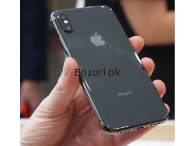64 GB I Phone X for Sale in Vehari - 1